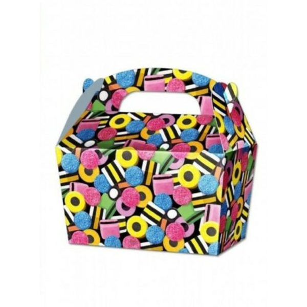 10 x Treat Boxes Cupcake Gift Bags Kids ML Candy