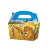 10 x Treat Boxes Cupcake Gift Bags Kids ML Jungle