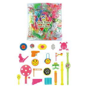 Children's Birthday Party Bag Filler Toys Mixed Toy Fillers