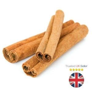8cm Premium Quality Scented Christmas Cinnamon Sticks Wreath Craft