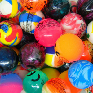 Bouncy Jet Balls Birthday Party Loot Bag Stocking Fillers