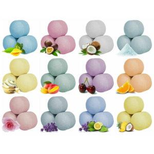 Chill Pills Mini Bath Bombs Marbles Bath Fizzers ML